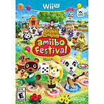 Nintendo Animal Crossing Festival for Wii U