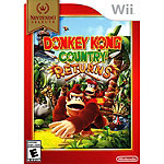 Nintendo Donkey Kong Country Returns for Wii