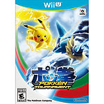Nintendo Pokkén Tournament for Wii U