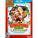 Nintendo Donkey Kong Country: Tropical Freeze for Wii U