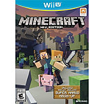 Nintendo Minecraft for Wii U
