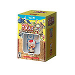 Nintendo Captain Toad Treasure Tracker + Toad Amiibo for Wii U