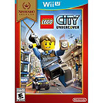 Nintendo Selects Lego City Undercover for Wii U