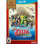 Nintendo Selects The Legend of Zelda: The Wind Waker for Wii U