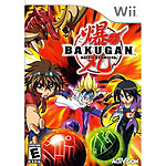 Nintendo Bakugan: Battle Brawlers for Wii