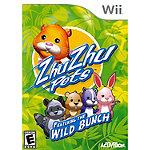Nintendo Zhu Zhu Pets Wild Bunch for Wii
