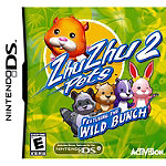 Nintendo Zhu Zhu Pets Wild Bunch for Nintendo DS