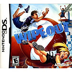 Nintendo Wipeout 2 for Nintendo DS