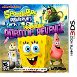 Nintendo SpongeBob Squarepants: Plankton's Revenge for 3DS