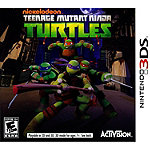 Nintendo Teenage Mutant Ninja Turtle for 3DS