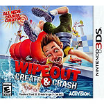 Nintendo Wipeout: Create and Crash for 3DS
