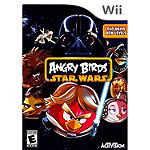 Nintendo Angry Birds: Star Wars for Wii
