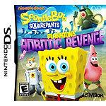 Nintendo Spongebob SquarePants: Plankton's Robotic Revenge for Nintendo DS