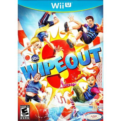 Nintendo Wipeout 3 for Wii U
