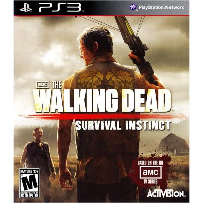 Microsoft The Walking Dead: Survial Instinct for Xbox 360