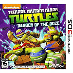 Nintendo TMNT: Danger Of The Ooze for 3DS