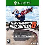 Microsoft Tony Hawks Pro Skater 5 for Xbox One