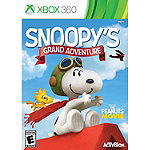 Microsoft Peanuts Movie Snoopy's Grand Adventure for Xbox 360