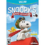 Nintendo Peanuts Movie Snoopy's Grand Adventure for Wii U
