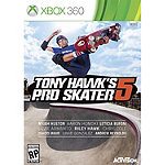 Microsoft Tony Hawks Pro Skater 5 for Xbox 360
