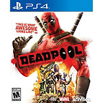 Sony Deadpool for PS4