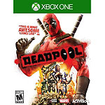 Microsoft Deadpool for Xbox One