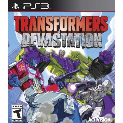 Sony Transformers Devastation for PS3