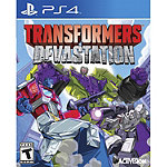 Sony Transformers Devastation for PS4