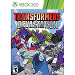 Microsoft Transformers Devastation for Xbox 360