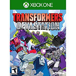 Microsoft Transformers Devastation for Xbox One