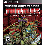 Sony Teenage Mutant Ninja Turtles: Mutants in Manhattan for PS3