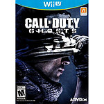 Nintendo Call Of Duty: Ghosts for Wii U