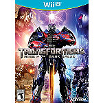 Nintendo Transformers: Rise of the Dark Spark for Wii U