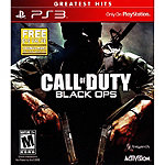 Sony Call Of Duty: Black Ops with Bonus Maps for PS3