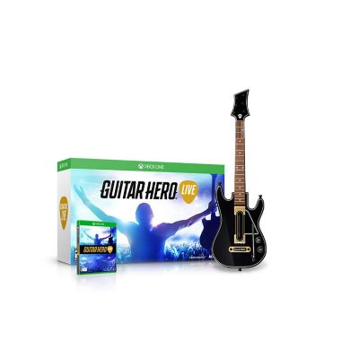 Microsoft Guitar Hero Live Bundle for Xbox One