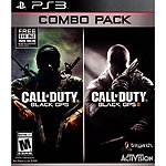 Sony Call Of Duty Black Ops 1 and 2 for PS3