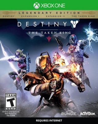 Microsoft Destiny The Taken King for Xbox One
