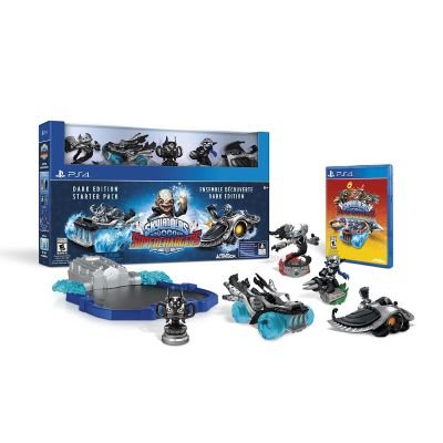 Sony Skylanders SuperChargers Dark Start for PS4