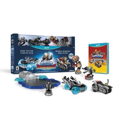 Nintendo Skylanders SuperChargers Dark Start for Wii U