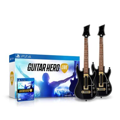 Sony Guitar Hero Live 2PK Bundle for PS4