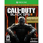 Microsoft Call of Duty Black Ops 3 Gold for Xbox One