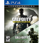 Sony Call Of Duty: Infinite Warfare Legacy Edition for PS4