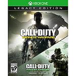 Microsoft Call Of Duty: Infinite Warfare Legacy Edition for Xbox One