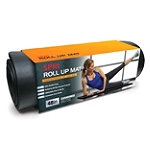 Spri Black Exercise Mat 9.97