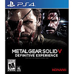 Sony Metal Gear Solid 5 Definitive Experience for PS4