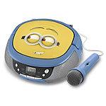 KIDdesigns Minion CD Boombox
