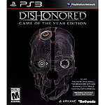 Sony Dishonored: Game of the Year Edition for PS3