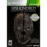 Microsoft Dishonored: Game of the Year Edition for Xbox 360