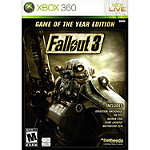 Microsoft Fallout 3: Game of the Year Edition for Xbox 360