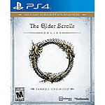Sony Elder Scrolls Online: Tamriel Unlimited for PS4